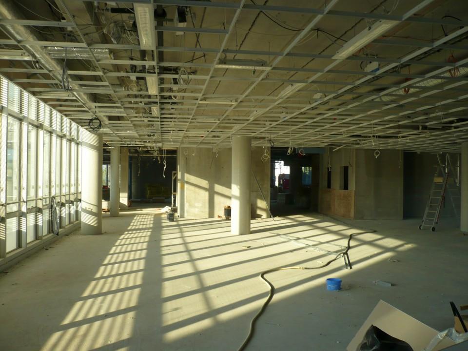 Faux plafonds brard entreprise for Ossature faux plafond